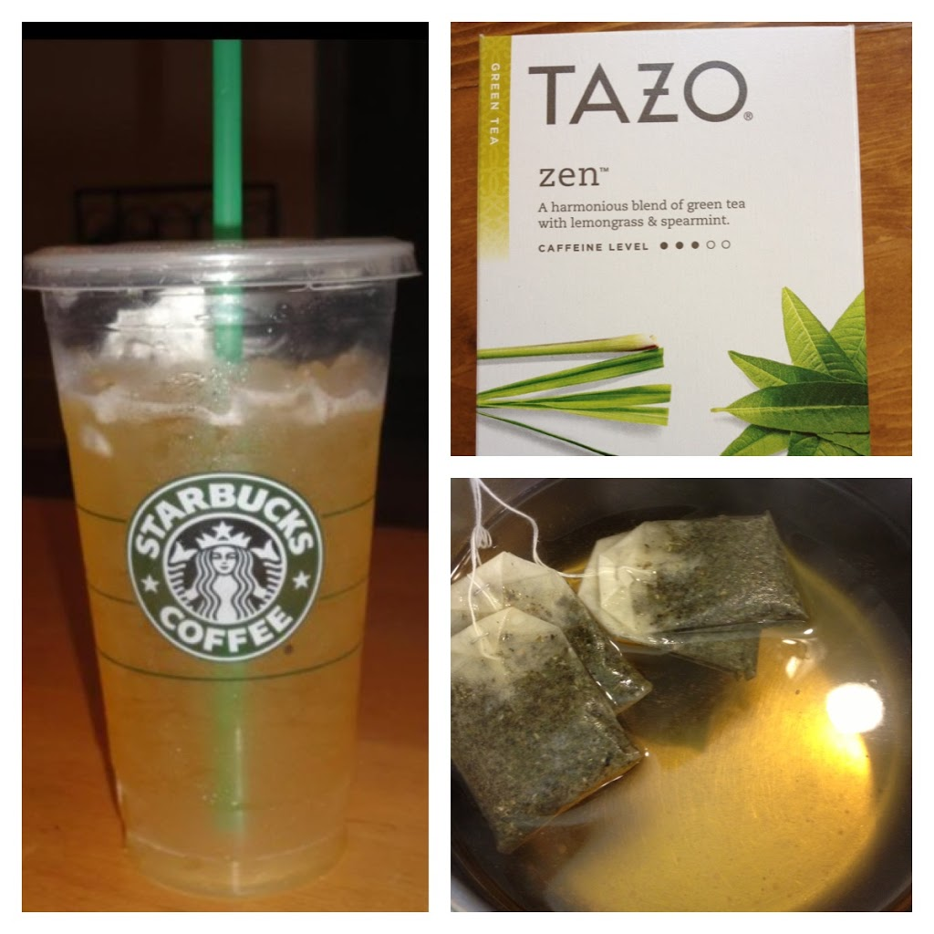How To Make Iced Tea Concentrate And Tazo Zen