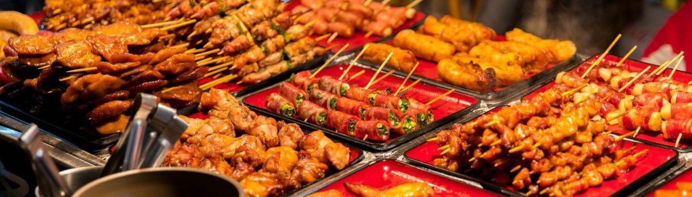 Taipei's Tasty Treats: 5 Must-Try Street Food