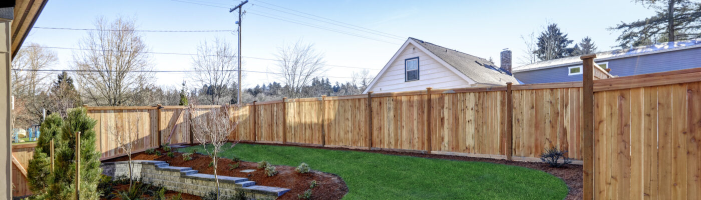7 Key Reasons for Putting Up a Fence Around Your Home
