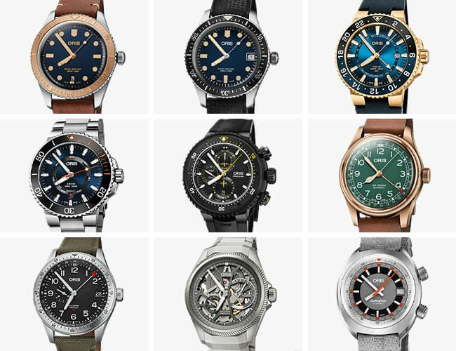 Everything You Need to Know to Buy an Oris Watch