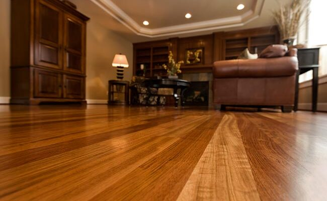How to Add Shine to Your Hardwood Floors