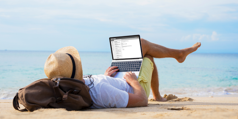 5 Tips To Plan An Extended Work-Cation This Year